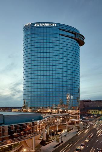 JW Marriott Nashville.