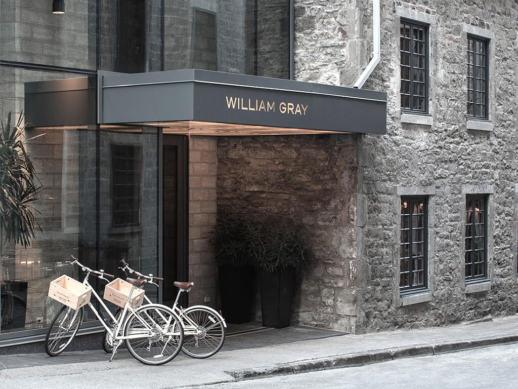 HÔTEL WILLIAM GRAY
